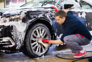 Car Wash at BMW of Freeport Collision Center
